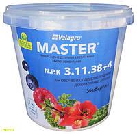 Комплексное минеральное удобрение Master (Мастер), 1кг, NPK 3.11.38+4, TM ROSLA (Росла) арт.2845