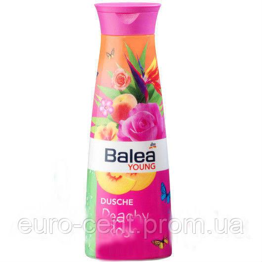 Balea Young гель для душа Peachy Rose