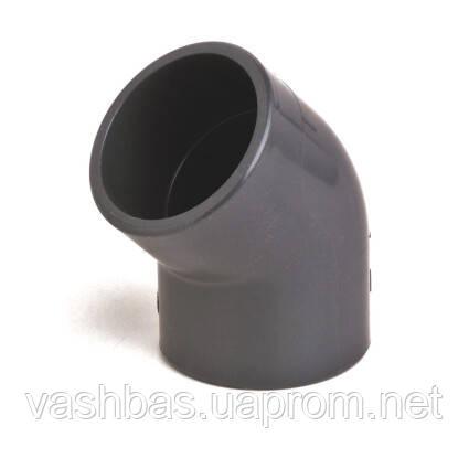 Aquaviva Колено ПВХ Aquaviva 45°/110 мм