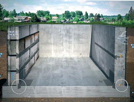 Ремонт бетона и кладки.
