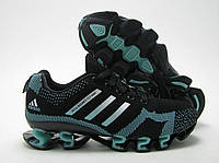 Adidas bounce 3d black-turquoise