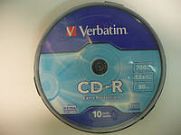 VERBATIM CD-R 700Mb (kake box 10)