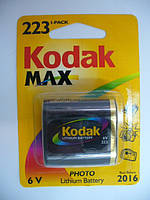 KODAK MAX 223 PHOTO LITHIUM BATTERY