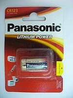 PANASONIC CR123 LITHIUM POWER
