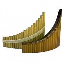 Пан-флейта Hora Panpipe 20 acacia/maple Soprano Акация