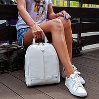 Женский белый рюкзак David Jones АРТ. 010072, фото 1