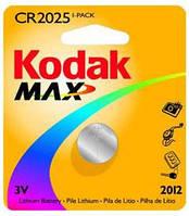 KODAK MAX LIT.CR2025