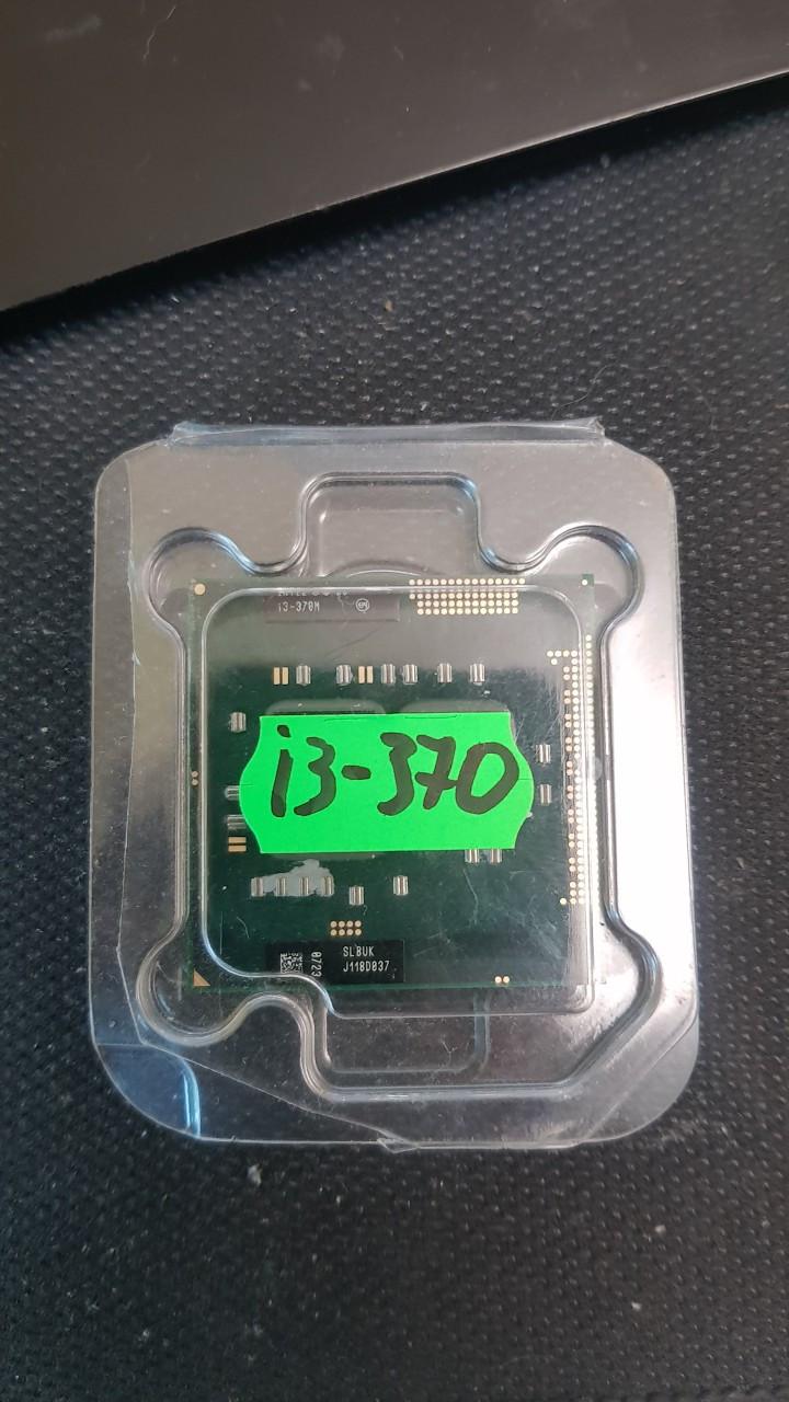 Процессор Intel Core i3-370M - рабочий и исправный. Гарантия 1 месяц