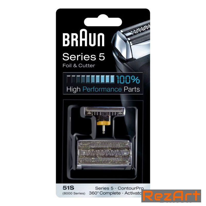 Бреющая сетка и режущий блок BRAUN Series 3 31B