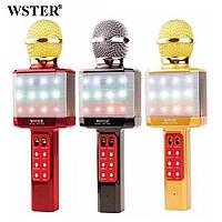 Караоке микрофон WSTER WS-1828