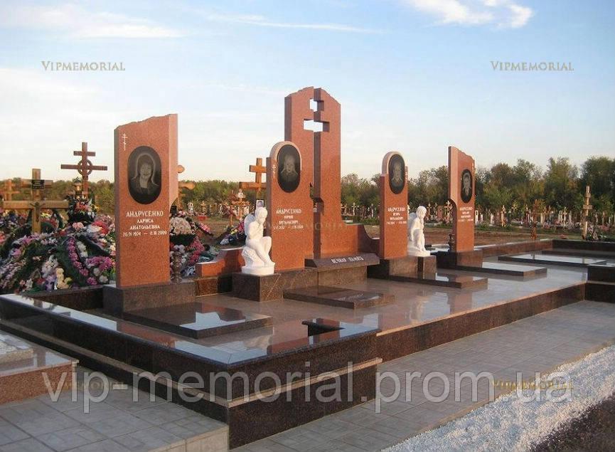Памятник гранитный Г-454