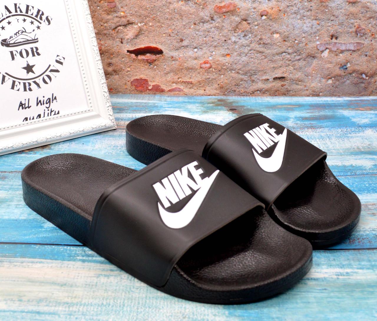 41a0cfb8 Шлепанцы мужские Nike найк черные, цена 349 грн., купить в Днепре ...