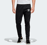 Спортивные штаны Adidas Adicolor  Black (эластика)