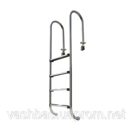 Kripsol Лестница Kripsol Muro IM 4.D AISI-316 (4 ступ.)