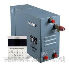 Keya Sauna Парогенератор Coasts KSA-60 6 кВт 380В с выносным пультом KS-150