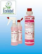 Засіб для чищення санітарних приміщень з запахом свіжості SanEco Konzentrat, 1 літр, KIEHL'S