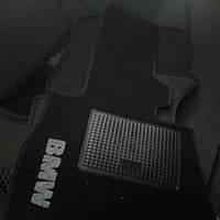 Ворсовые коврики в салон  BMW X5 Е53 с 2002-2006 гг.