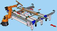 Горизонтальный рамочный пресс Futura CNC