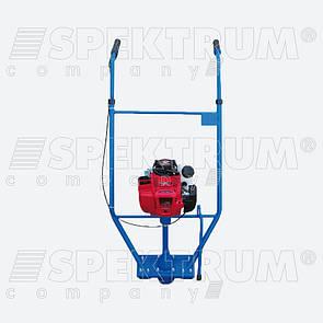 Виброрейка для стяжки бензиновая РВ-01Д-К (без лезвия)