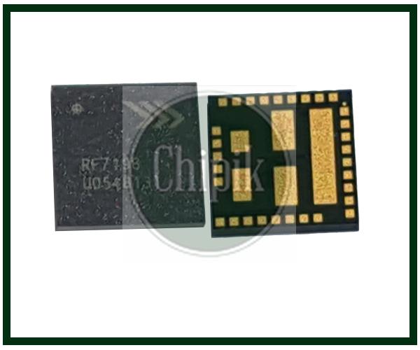 Микросхема RF7198 Микросхема усилитель мощности Nokia Asha 230