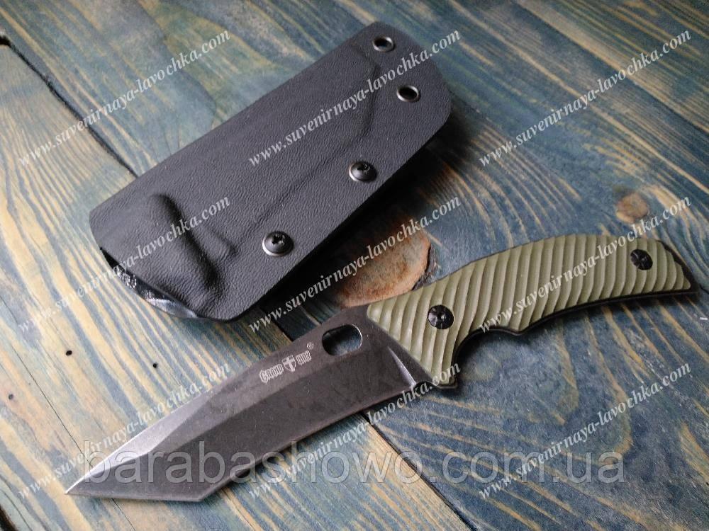 Нож нескладной клинок Tanto WK06008