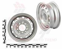 Диск колеса ВАЗ 2123 15, (6,0J15H2) стальной