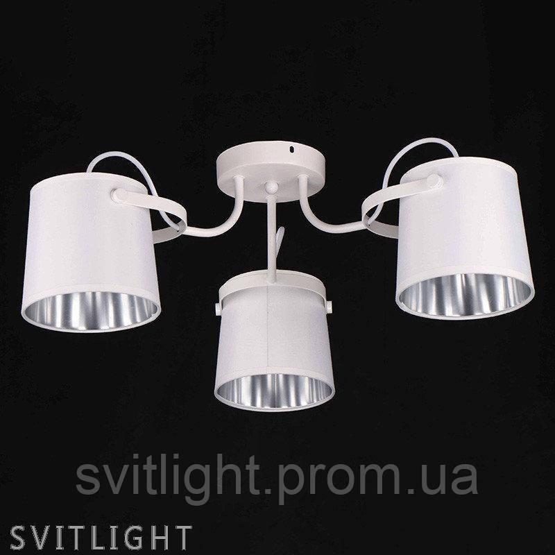 Люстра на 3 лампочки 29-K065/3 WT/WT N Svitlight