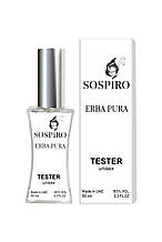 Тестер унисекс Sospiro Perfumes Erba Pura, 60 мл.