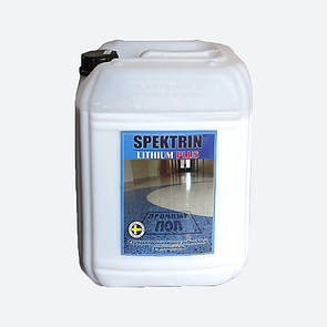 Литиевая пропитка для бетона SPEKTRIN LITHIUM PLUS