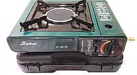 Портативня газовая плита-обогреватель Junlang с керамической инфракрасной горелкой