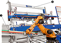 Рамочные прссы Futura CNC Evolution