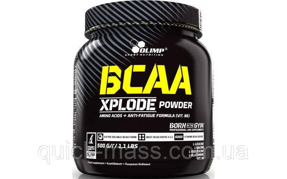 БЦАА Olimp BCAA Xplode 500g
