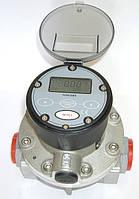 Расходомер Даркот с овальными шестернями .омо25.  ОТ 10-150литр/мин