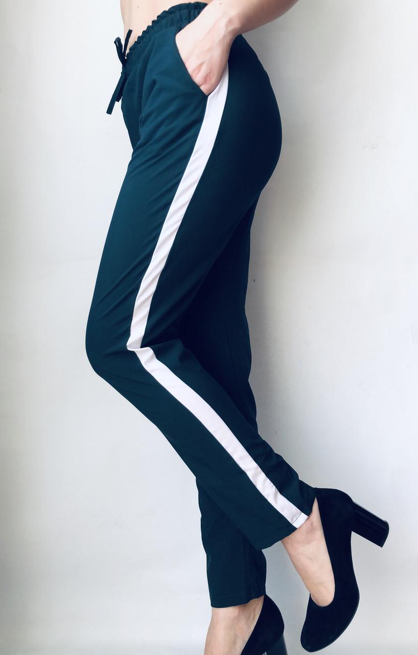 Женские летние штаны N°15 Зел.