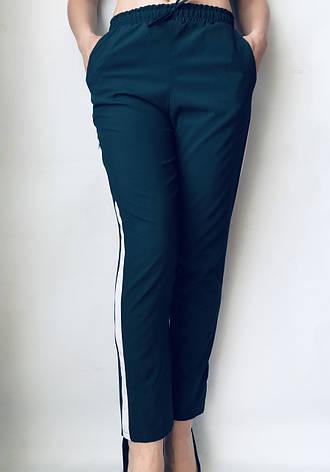 Женские летние штаны N°15 Зел., фото 2