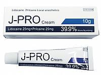 Поверхностный крем-анестетик J-PRO 39,9% cream, 10 g