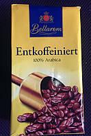 Кофе молотый без Кофеина Bellarom entkoffeiniert
