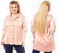 Шелковая блуза, фото 1