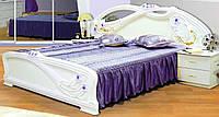 Ліжко двоспальне Лулу / Lulu Міро Марк 180х200 / Кровать двуспальная Лулу