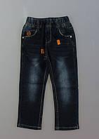 Джинсовые брюки для мальчиков S&D оптом , 98-128 рр. [122]