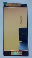 Sony Xperia Z2 D6502 D6503 дисплей в зборі з тачскріном модуль чорний