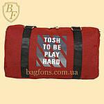 Дорожная спортивная сумка TONGSHENG-25л., фото 4