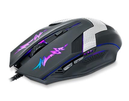 Мышь usb REAL-EL (SVEN) RM-510 Gaming Black