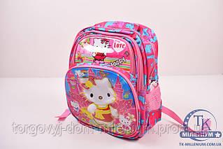 Рюкзак для девочки Helly Kitty  36/26/12 1086