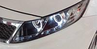 Альтернативная оптика KIA Optima тюнинг-оптика