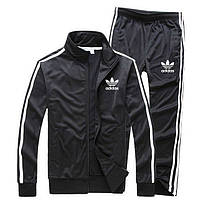 Мужской демисезонный тренировочный костюм Adidas (Адидас)