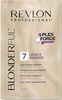 Пудра для осветления волос  Revlon Blonderful  до 7 тонов саше 50 гр ( расфасовка в пакет)
