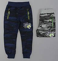 Спортивные брюки для мальчиков Grace оптом ,116-146 рр. [116]