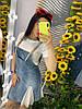 Костюм джинсовый стильный, женский, 211-0694-1