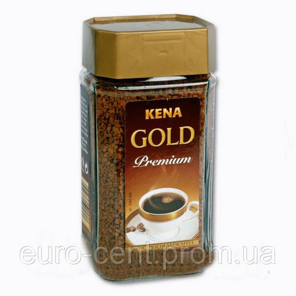 Кофе растворимый сублимированный Kena Gold premium